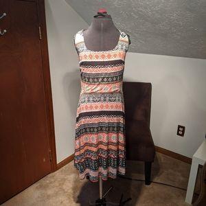 Loft multi for dress